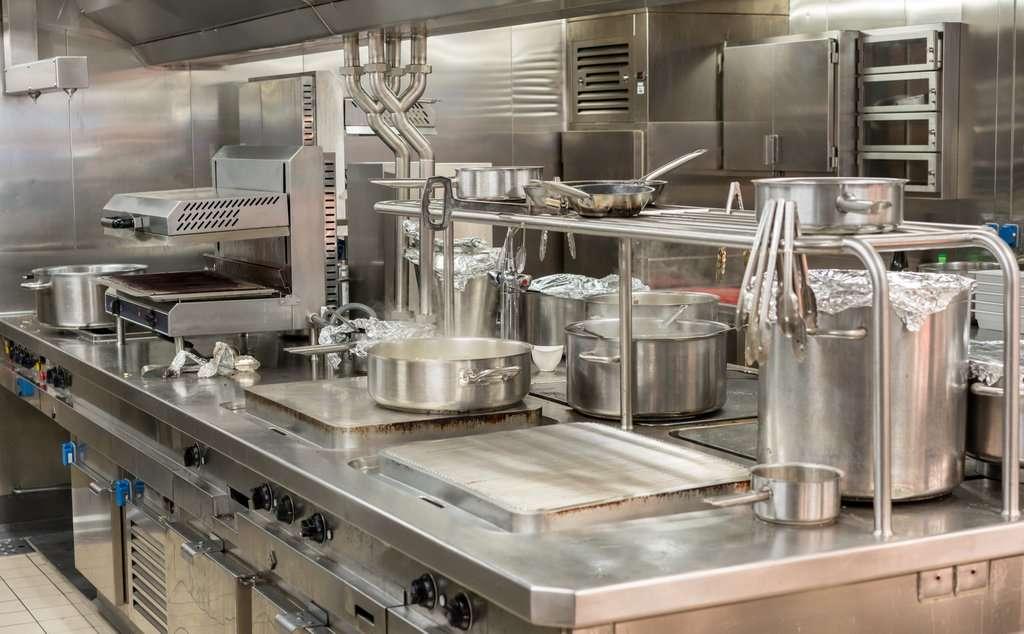 profesjonalna kuchnia
