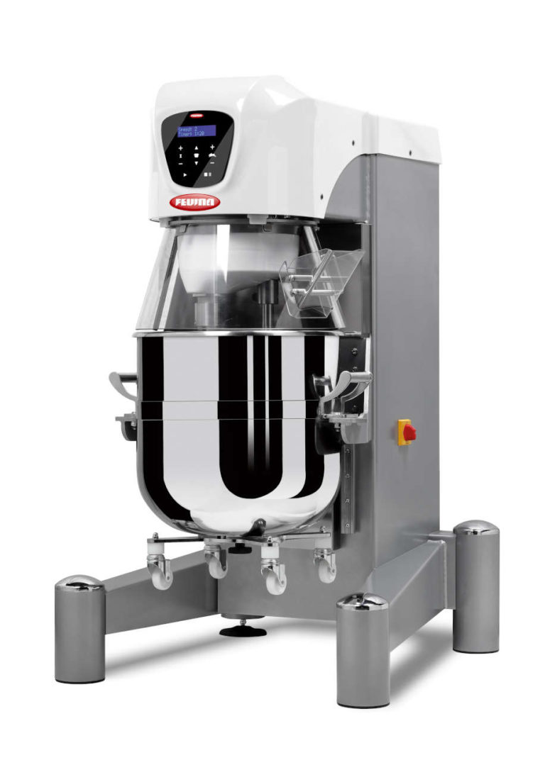 Planetary mixer from 10 to 140 litre